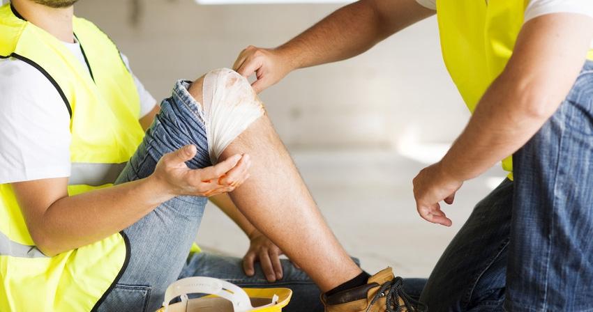Responsabilidad de empresario por falta de evaluación de riesgos laborales