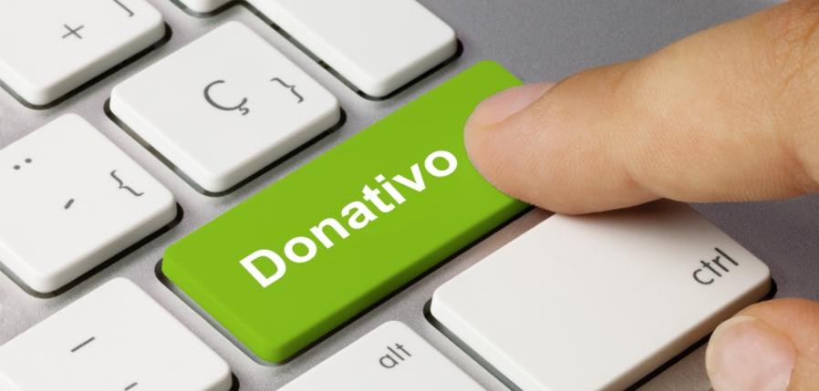Donativos: incentivos fiscales