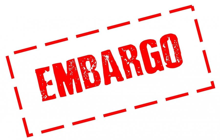 La notificación de diligencia de embargo